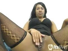 xHOTSPICEx's Webcam Show Feb 10 part 19