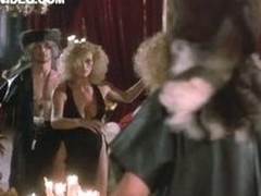 Hot Treacherous Marsha A. Chase Seduced By Sexy Blonde Sybil Danning