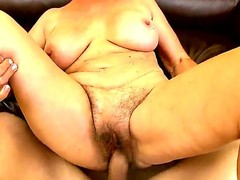 With massive knockers gets her many times used mouth fucked again by horny man  : Pornalized.com adult videoclip